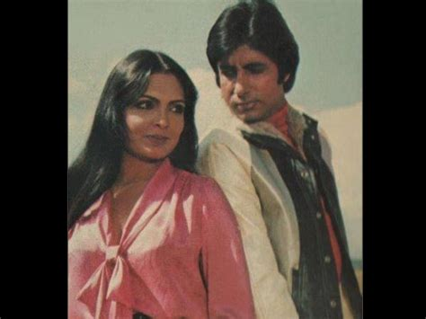 Parveen Babi Claimed Amitabh Bachchan kidnapped Her