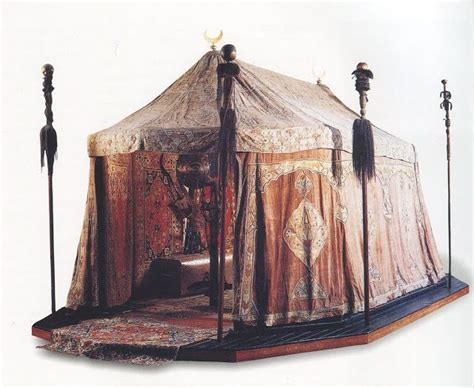 Ottoman tent   Tent, Tent camping, Medieval