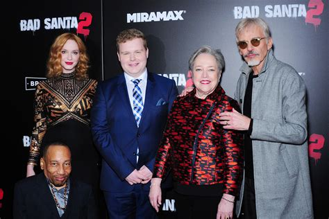 The Cast Of 'Bad Santa 2' Spiced Up The Red Carpet At The