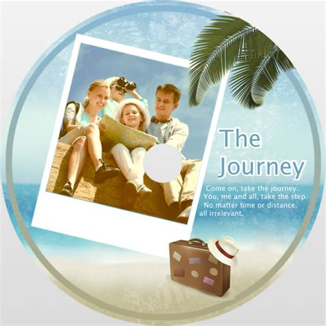 Disk Cover Templates & Samples   CD Cover Maker - Picture
