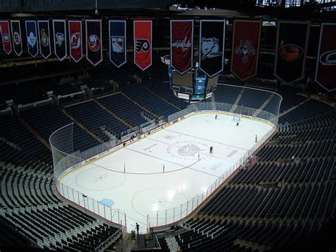 Defend Nationwide Arena, but Do These Things Too