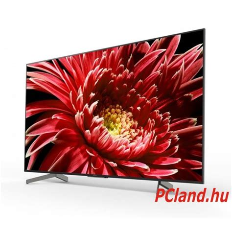 """Sony 85"""" KD-85XG8596BAEP 4K HDR Android Smart LED TV"""