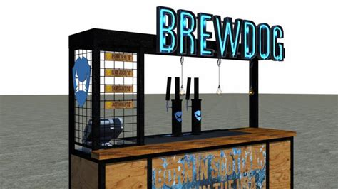 BrewDog and Blue Jackets team up for upcoming season and
