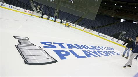 Blue Jackets' Stanley Cup playoffs appearance bringing