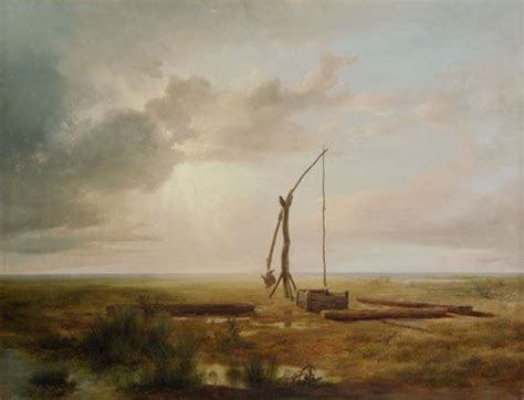 Markó, Károly Scene from the Great Hungarian Plain, with a
