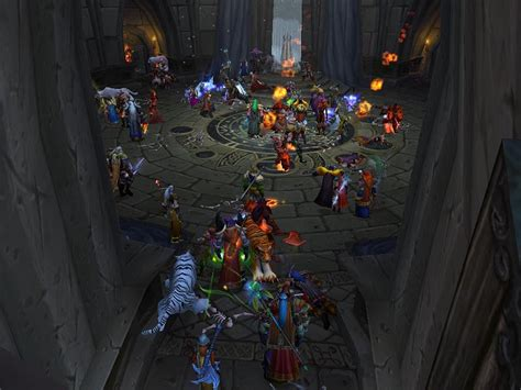 Game Patches: World of Warcraft v2
