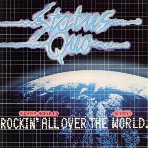 Status Quo - Rockin' All Over The World (1977) [England