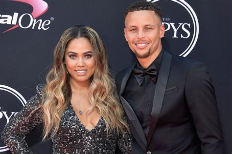 Ayesha Curry has sent 'hundreds' of sexy snaps to Stephen