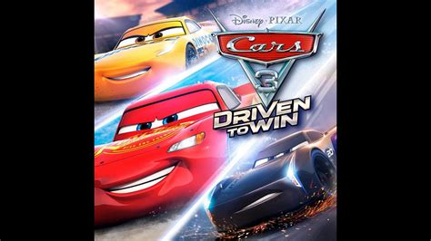 Cars 3: Driven to Win Soundtrack - Thunder Hollow Back