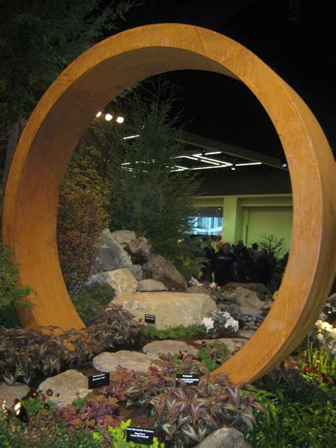 Image result for circular arbor | Garden gates and fencing
