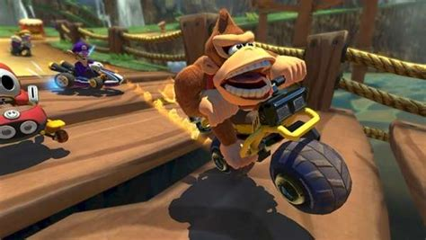 Mario Kart 8 Deluxe Trailer Introduces New Battle Modes