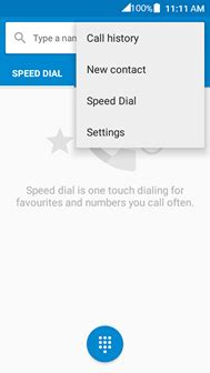How to use call forwarding on my Alcatel Pixi 3
