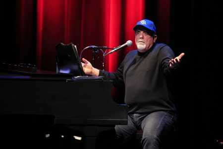 Billy Joel Talks About Life, Music At St