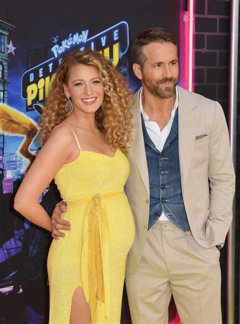 Blake Lively & Ryan Reynolds Expecting Baby #3; See Her