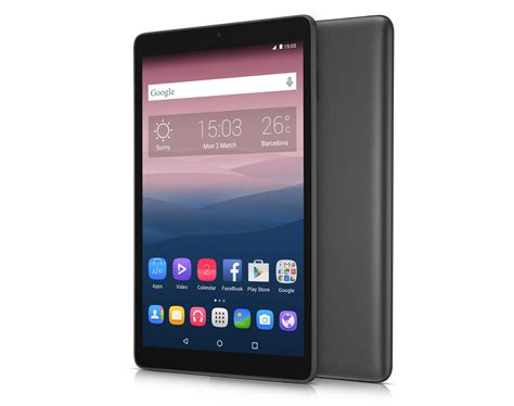 Alcatel OneTouch reveals new Pixi 3 (10) tablet at IFA