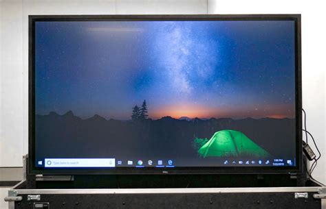 Dell 75 4K Interactive Touch Monitor (C7520QT) - Full